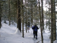 Caledonia_Ramblers,_Snowshoeing_Feb_2009