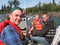 UNBC_field_camp_2009_boating_on_the_Bowron028
