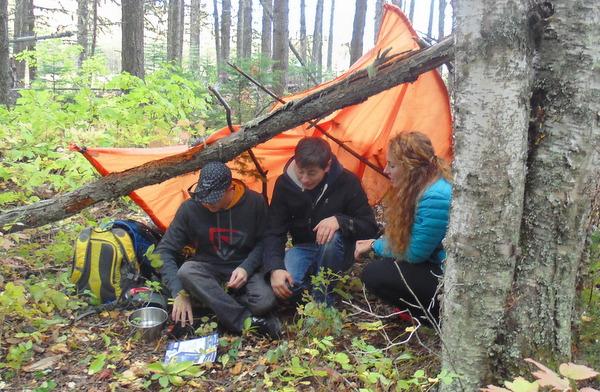 Finding Shelter - ORTM205