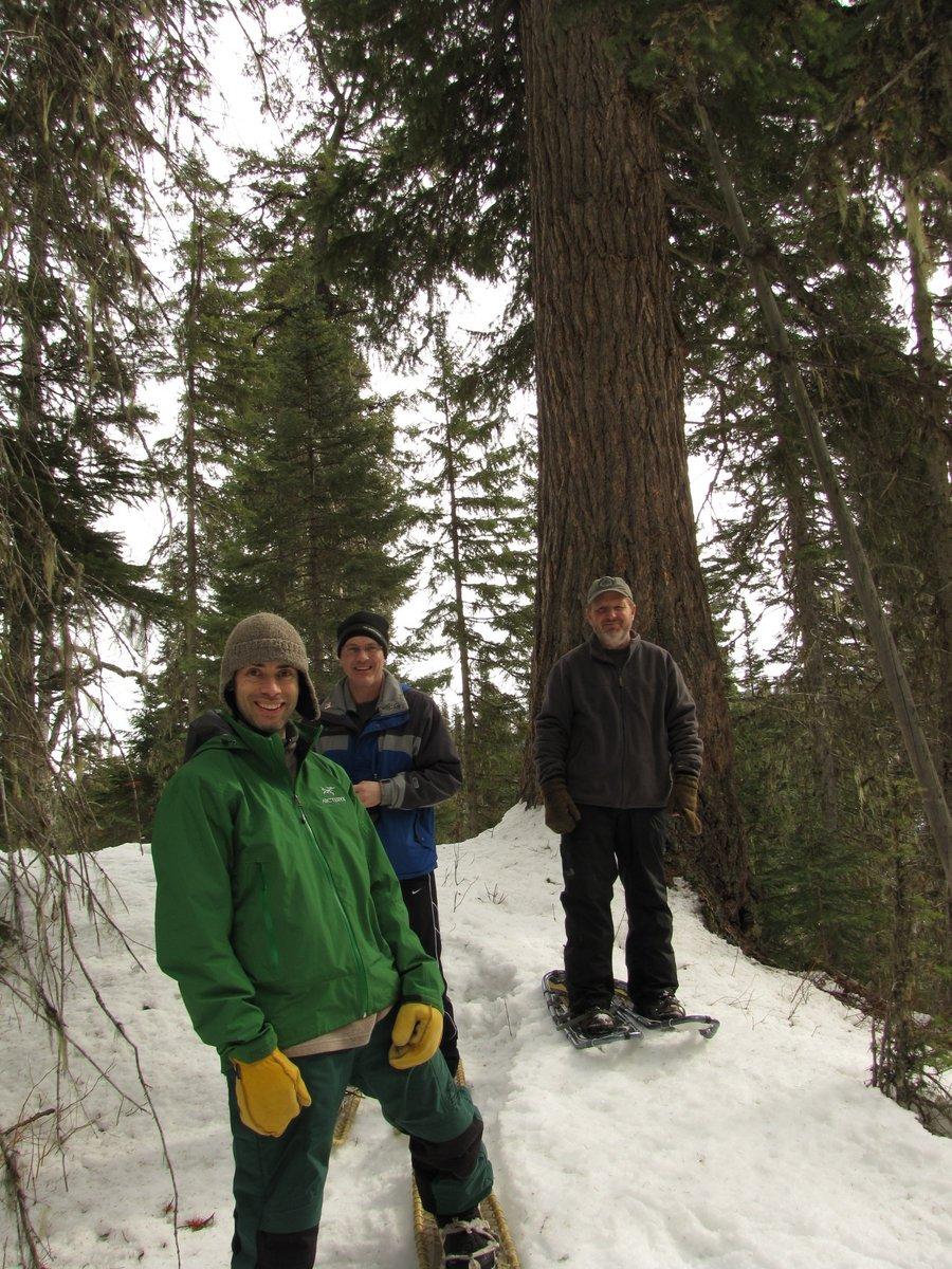 Hugo, Gary and Mike